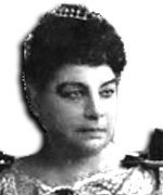 Retrato de Emilia Serrano, Baronesa de Wilson